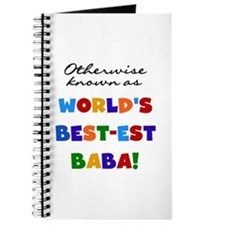 Otherwise Known Best Baba Journal