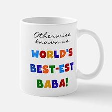 Otherwise Known Best Baba Mug