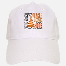 Christmas 1 Kidney Cancer Hat
