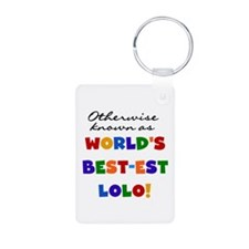 Otherwise Known Best Lolo Keychains