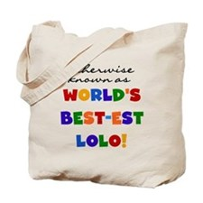 Otherwise Known Best Lolo Tote Bag