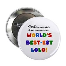 "Otherwise Known Best Lolo 2.25"" Button"