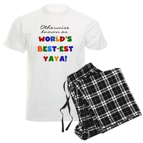 Otherwise Known Best Yaya Men's Light Pajamas