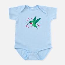 Delightful Little Hummingbird Infant Bodysuit