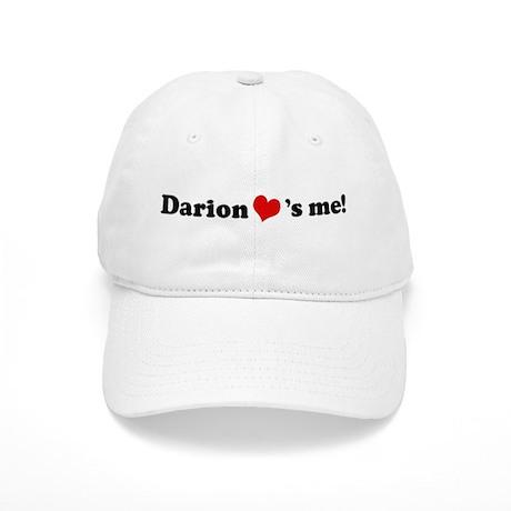 Darion loves me Cap
