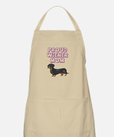 Proud Wiener Mom Apron