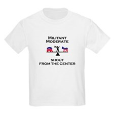 Militant Moderate T-Shirt