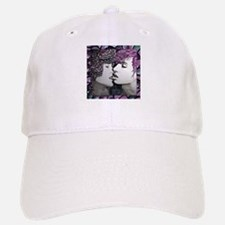 Midnight Kiss - colorful fram Baseball Baseball Cap