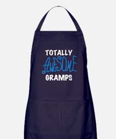 Totally Awesome Gramps Apron (dark)