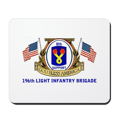 8th SUPPORT BATTALION Mousepad