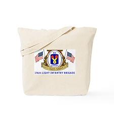 8th SUPPORT BATTALION Tote Bag