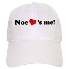 Noe loves me Baseball Cap