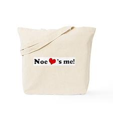 Noe loves me Tote Bag