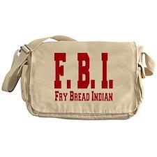 Fry Bread Indian Messenger Bag