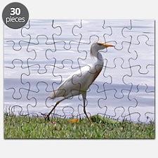 Egret Puzzle