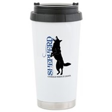 German Shepherd - NEW Travel Mug