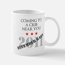 December Baby Mug