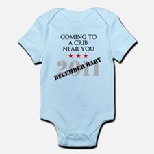 December Baby Infant Bodysuit