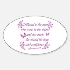 Inspirational Christian quotes Decal