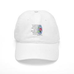 Inspirational Bible Verses Baseball Cap
