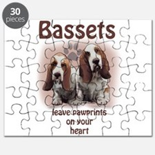 basset footprints Puzzle