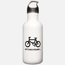 Let's go cycling ... Water Bottle