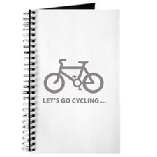 Let's go cycling ... Journal