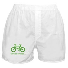 Let's go cycling ... Boxer Shorts