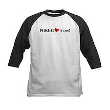 Nikhil loves me Tee