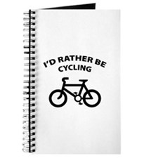 I'd rather be cycling Journal