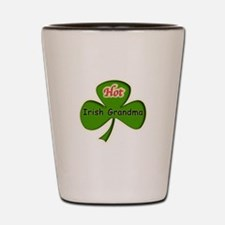 Hot Irish Grandma Shot Glass