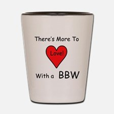 More Love With a BBW Shot Glass