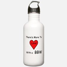More Love With a BBW Water Bottle