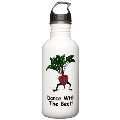 Dance With The Beet Stainless Water Bottle 1.0L