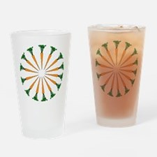 14 Carrot Ring Drinking Glass