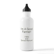 A Good Farmer Water Bottle