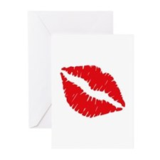 Kiss Greeting Cards (Pk of 20)