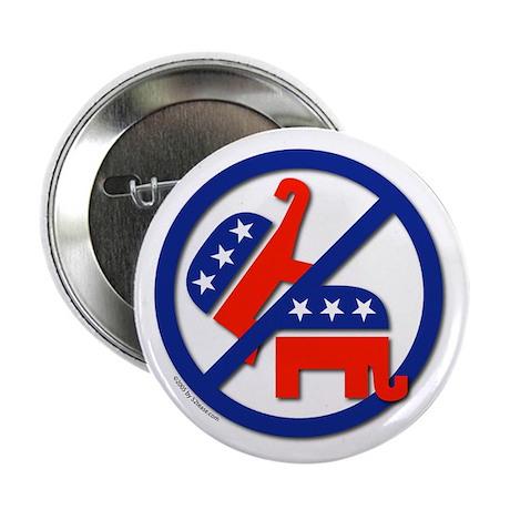 """Anti-Republican/Anti-GOP 2.25"""" Button (10 pack)"""