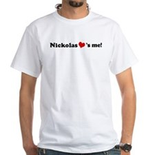 Nickolas loves me Shirt