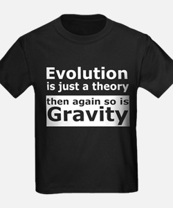 Evolution Is A Theory Like Gravity T