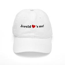 Jerold loves me Baseball Cap