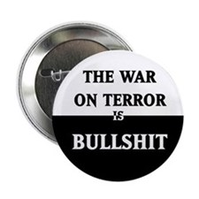 The War on Terror is Bullshit Button