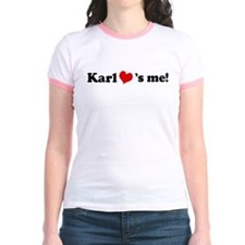 Karl loves me T