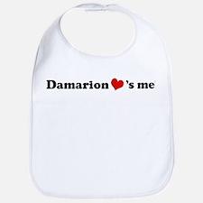 Damarion loves me Bib