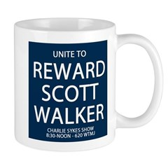 Reward Scott Walker Mug