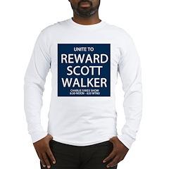 Reward Scott Walker Long Sleeve T-Shirt