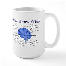 Atlas Of... Ceramic Mugs