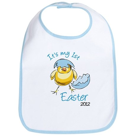 It's My First Easter '12 Bib