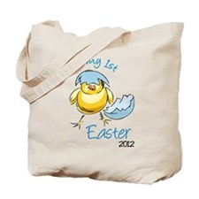 It's My First Easter '12 Tote Bag