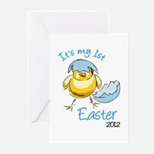 It's My First Easter '12 Greeting Cards (Pk of 10)